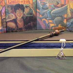Jewelry - New Harry Potter Wand - Minerva McGonagall